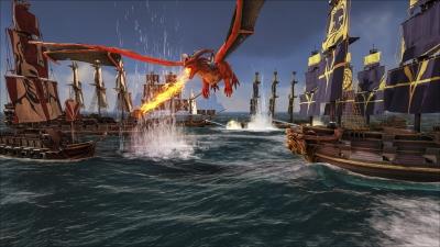 Screen ze hry Atlas