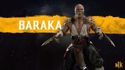Artwork ke hře Mortal Kombat 11