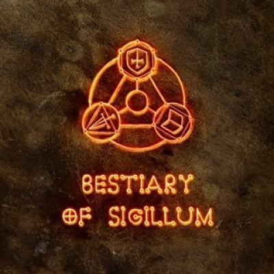 Artwork ke hře Bestiary of Sigillum