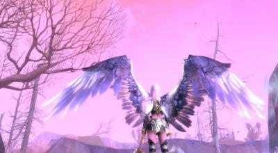 Screen ze hry Aion: Tower of Eternity
