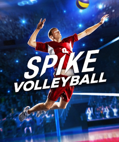 Artwork ke hře Spike Volleyball