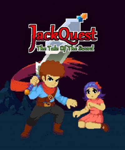 Artwork ke hře JackQuest: Tale of the Sword