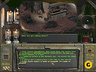 Screen Fallout