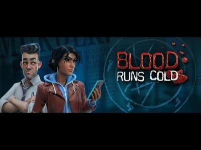 Artwork ke hře Blood Runs Cold