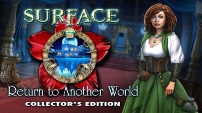 Artwork ke hře Surface: Return to Another World