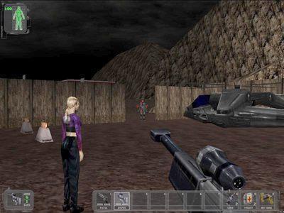 Screen ze hry Deus Ex