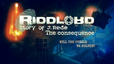 Artwork ke hře Riddlord: The Consequence