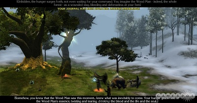 Screen Neverwinter Nights 2: Mask of the Betrayer
