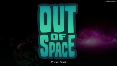 Artwork ke hře Out of Space