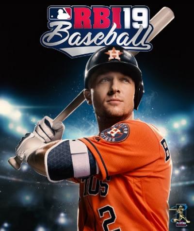 Artwork ke hře R.B.I. Baseball 19