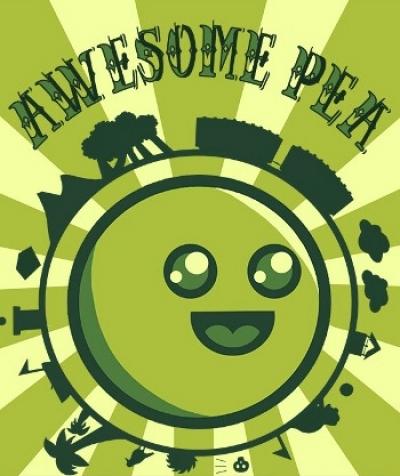 Artwork ke hře Awesome Pea