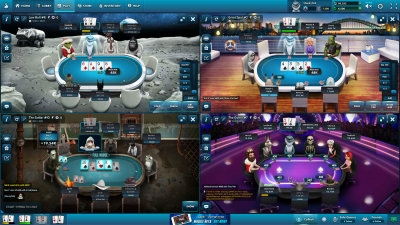 Artwork ke hře HD Poker
