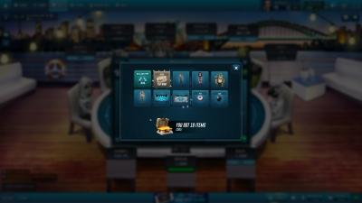 Screen ze hry HD Poker