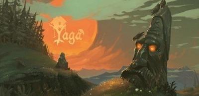 Artwork ke hře Yaga
