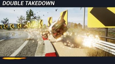 Artwork ke hře Dangerous Driving