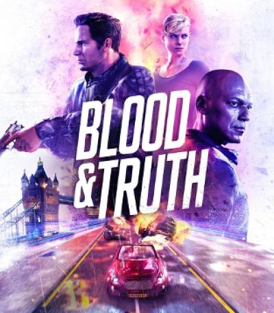 Artwork ke hře Blood & Truth