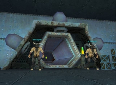 Screen ze hry EverQuest: Secrets of Faydwer