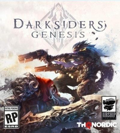Artwork ke hře Darksiders: Genesis