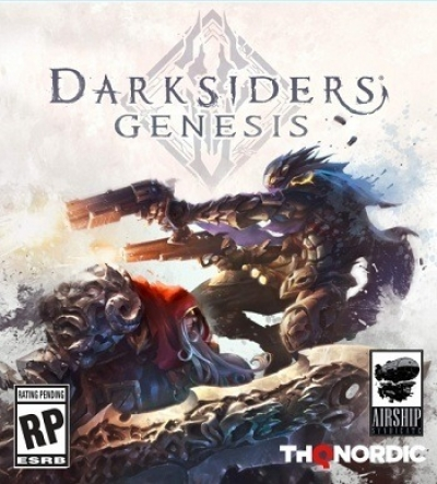 Artwork ke hře Darksiders: Genesis