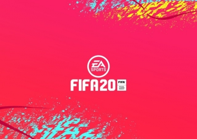 Artwork ke hře FIFA 20