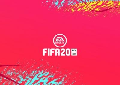 Artwork ke hře FIFA 20