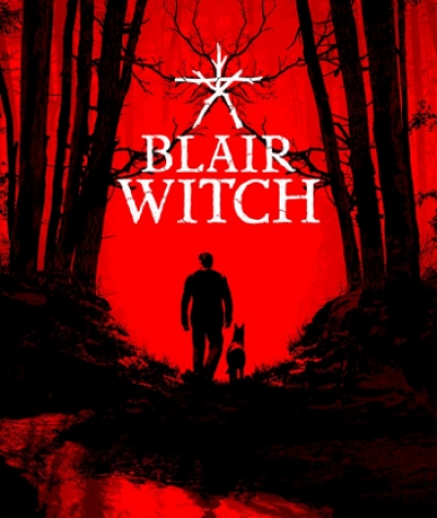 Artwork ke hře Blair Witch