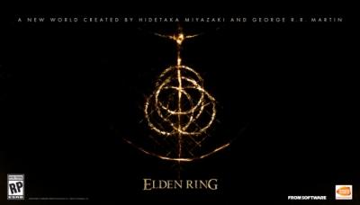 Artwork ke hře Elden Ring