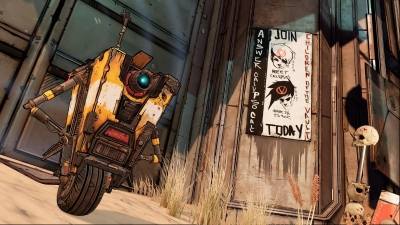 Screen ze hry Borderlands 3