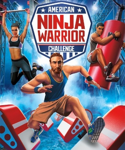 Artwork ke hře American Ninja Warrior Challenge