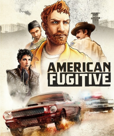 Artwork ke hře American Fugitive