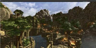 Artwork ke hře Elemental World Part 1: Rise of the Guardians