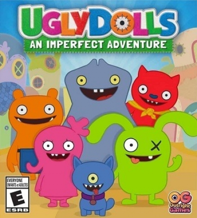 Artwork ke hře UglyDolls: An imperfect Adventure