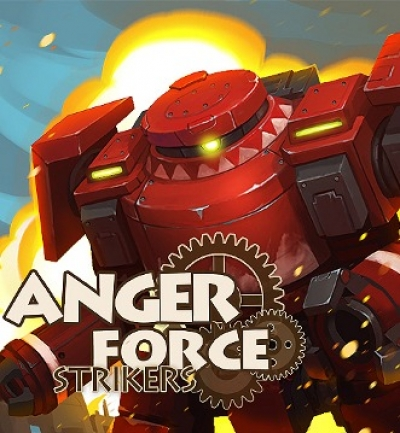 Artwork ke hře AngerForce: Strikers