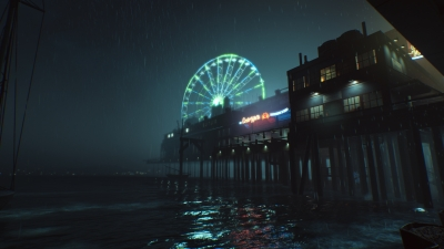 Screen ze hry Vampire: The Masquerade - Bloodlines 2
