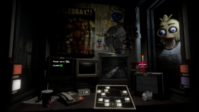 Screen ze hry Five Nights at Freddy´s VR: Help Wanted