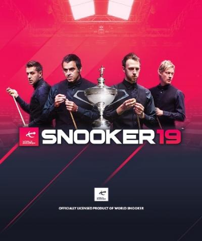 Artwork ke hře Snooker 19
