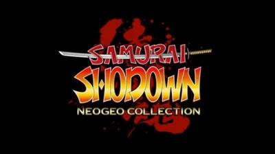Artwork ke hře Samurai Shodown NeoGeo Collection