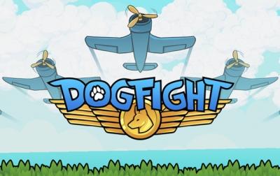 Artwork ke hře DogFight