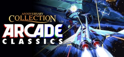 Artwork ke hře Arcade Classics Anniversary Collection