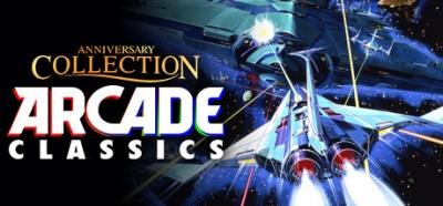 Artwork ke hře Arcade Classics Anniversary Collection