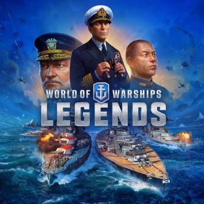 Artwork ke hře World of Warships: Legends