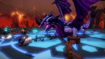 Screen ze hry RuneScape