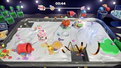 Screen ze hry Cake Bash