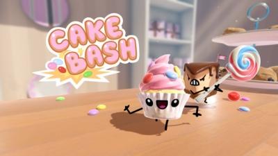 Artwork ke hře Cake Bash