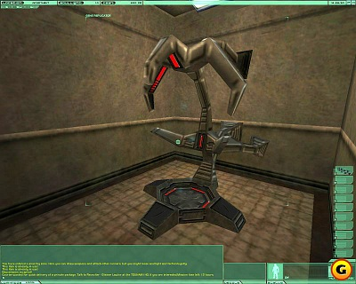 Screen ze hry Neocron