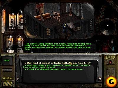Screen Fallout 2