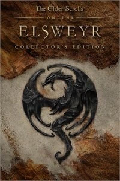 Artwork ke hře The Elder Scrolls Online: Elsweyr