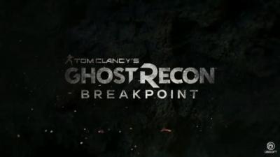 Artwork ke hře Tom Clancy´s Ghost Recon Breakpoint