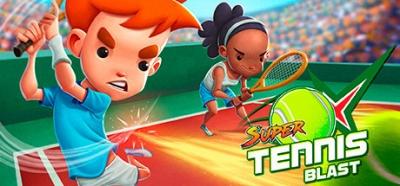 Screen ze hry Super Tennis Blast
