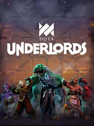 Artwork ke hře Dota Underlords